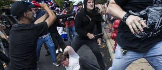 Berkeley Police Arrest 13 Protesters In Connection To Antifa Violence