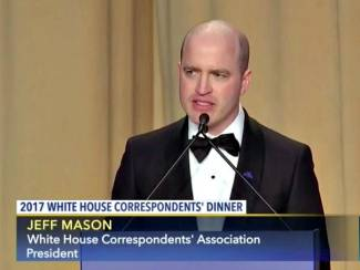 White House Correspondents' Association: 'We Are Not Fake News'