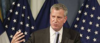 NYC mayor may take down Christopher Columbus statue
