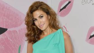 Eva Mendes Went Grecian Goddess for Her First Public Event in 6 Months
