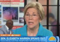 Liz Warren Claims She's Not Running for President in 2020 but…