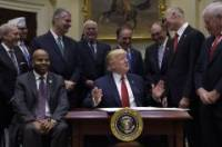 Trump Signs Bill Giving Vets More Choices for Health Care