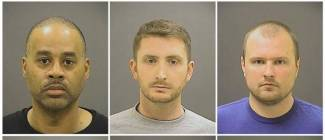 No federal charges for Baltimore cops in Freddie Gray's death