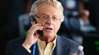Jerry Springer considering a run for Congress? Rumors are swirling