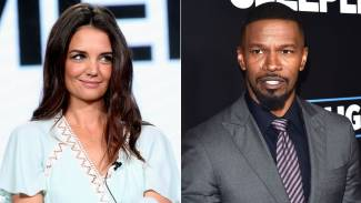 EXCLUSIVE: Katie Holmes and Jamie Foxx Are Still Going Strong as They 'Cater In' Dates, Source Says