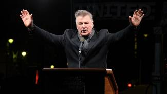 Alec Baldwin, Julianne Moore, Cher, More Stars Participate in 'We Stand United' Rally Ahead of the Inauguration