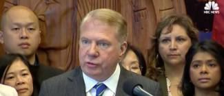 Press Downplays Seattle Mayor's Party ID As New Evidence of Teen Abuse Surfaces