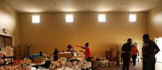 ISIS calls for 'lone wolf' attacks on hurricane relief centers