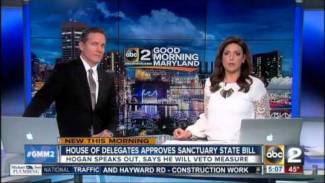 Maryland Takes Steps to Become Sanctuary State
