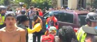 Female Reporter for The Hill Allegedly Punched by 'Antifa' Protester in Charlottesville