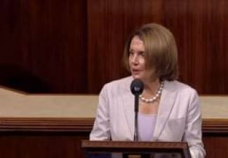 Pelosi: 'The Holy Month of Ramadan is a Sacred Time for Peaceful Study'