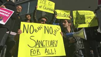 Exclusive: 77% demand end to 'sanctuary cities' for illegal immigrants