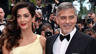 EXCLUSIVE: George Clooney Reveals Which Baby Names Amal Has Already Shot Down