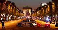 France Hit With Terror Attack Days Before Presidential Election