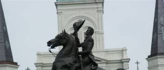 BLM Storms New Orleans' Jackson Monument, Demands Removal