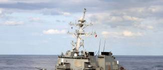 US Navy Destroyer challenges China's claims in South China Sea