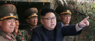 North Korea threatens to reduce US to 'ashes and darkness'