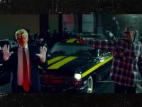 President Trump Fires Back At Snoop Dogg Over Assassination Music Video