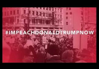 """Impeach Trump Now"" group ramps up effort"