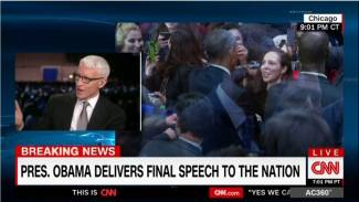 CNN Laments Being Unable to Hear a Good Speech 'Like This' from Trump