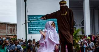 Left Condemns Anti-Sharia Protests, But Not Islamic Terrorism