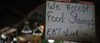 Gov't Food Stamp Program Discriminates Against US Citizens, Favors Illegals