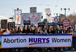 100 Universities Will Show Documentary About How Abortion Hurts Women
