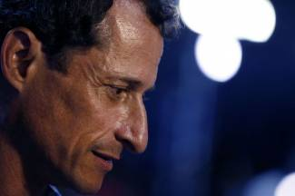 Report: Anthony Weiner to Plead Guilty on Charges of Sexting a Minor