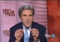 John Kerry: Trump Saying He'll Renegotiate Paris Accord Like O.J. Saying He'll Find 'Real Killer'