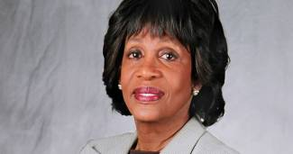MAXINE WATERS: Public 'getting weary' Trump not impeached yet