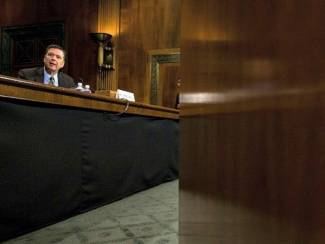 Comey Under Oath: 'Have Not Experienced Any Requests to Stop FBI Investigations'