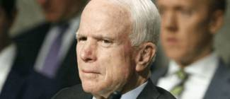 John McCain's Absence Could Imperil the Senate Healthcare Bill