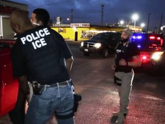 ICE Busts 70 Criminal Aliens in Texas, Oklahoma Operation
