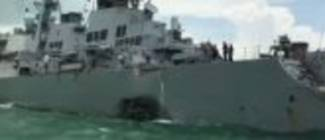 10 Sailors Missing After U.S. Navy Ship Collides With Merchant Vessel Near Singapore
