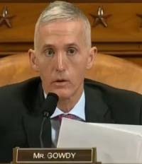 Rep. Gowdy Presses FBI Director on 'Felonious Dissemination of Classified Material' by Reporters