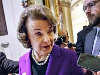 Feinstein: I'm Worried What 13 White Republican Men Will Do to Health Care