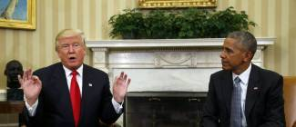 Report: Obama won't sit idly by if Trump ends DACA
